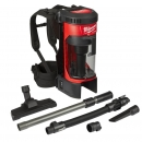 Milwaukee M18FUEL Akku-Rucksacksauger 0-Version
