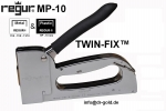 REGUR® Handtacker Twin-Fix™ MP-10